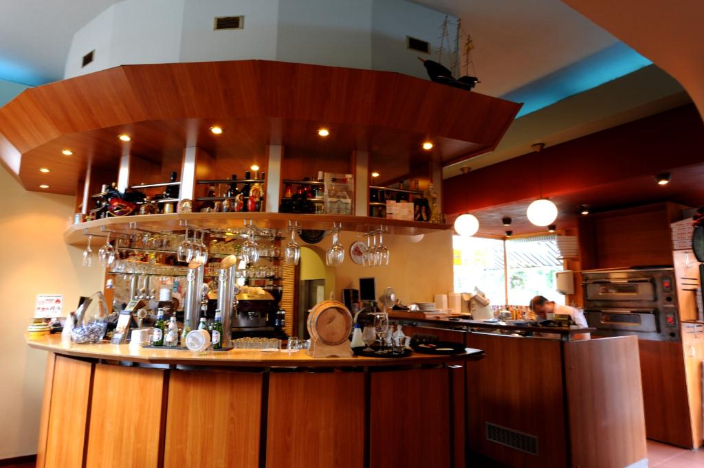 De bar van santa maria