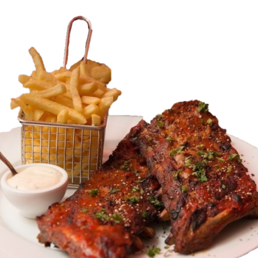 Spare Ribs Hot
